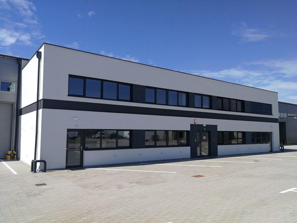 Hala magazynowa 3500 m2
